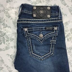 Miss me jeans 28 x 31 boot